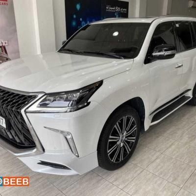 Lexus LX570 2018