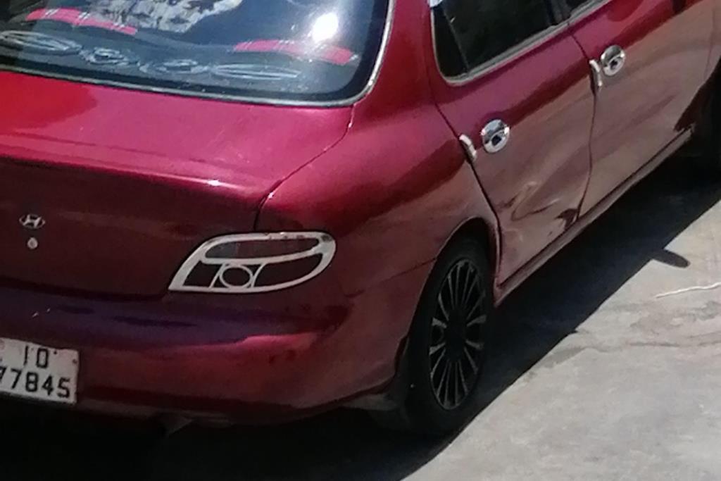 Hyundai Avante 1996