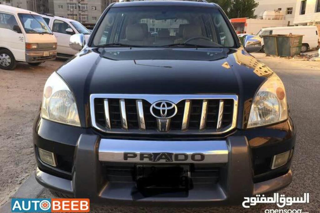 Toyota Prado 2008