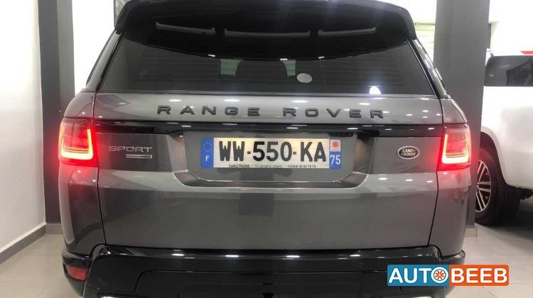 Land Rover Range Rover Sport 2018