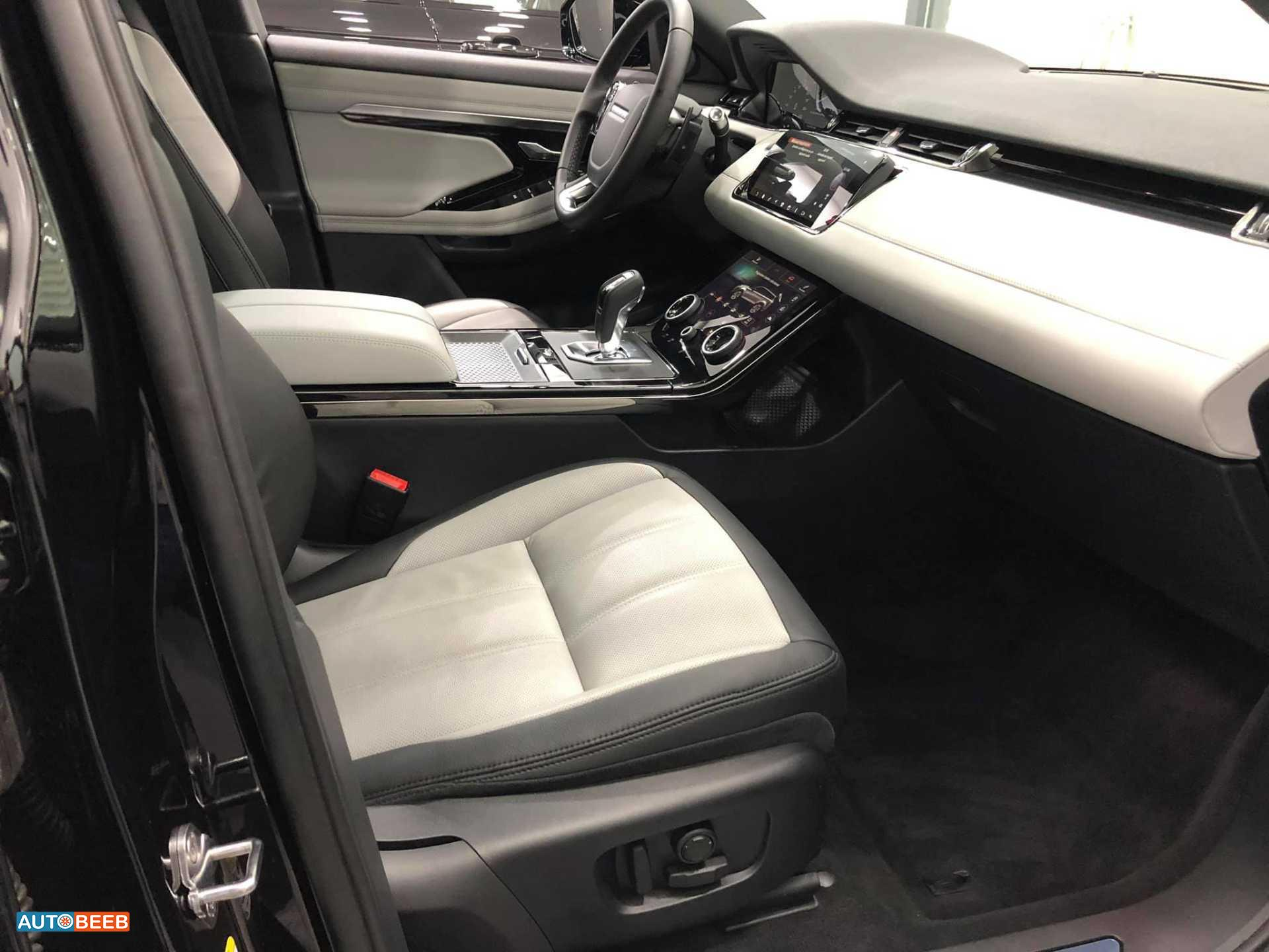 Land Rover Range Rover Evoque 2019