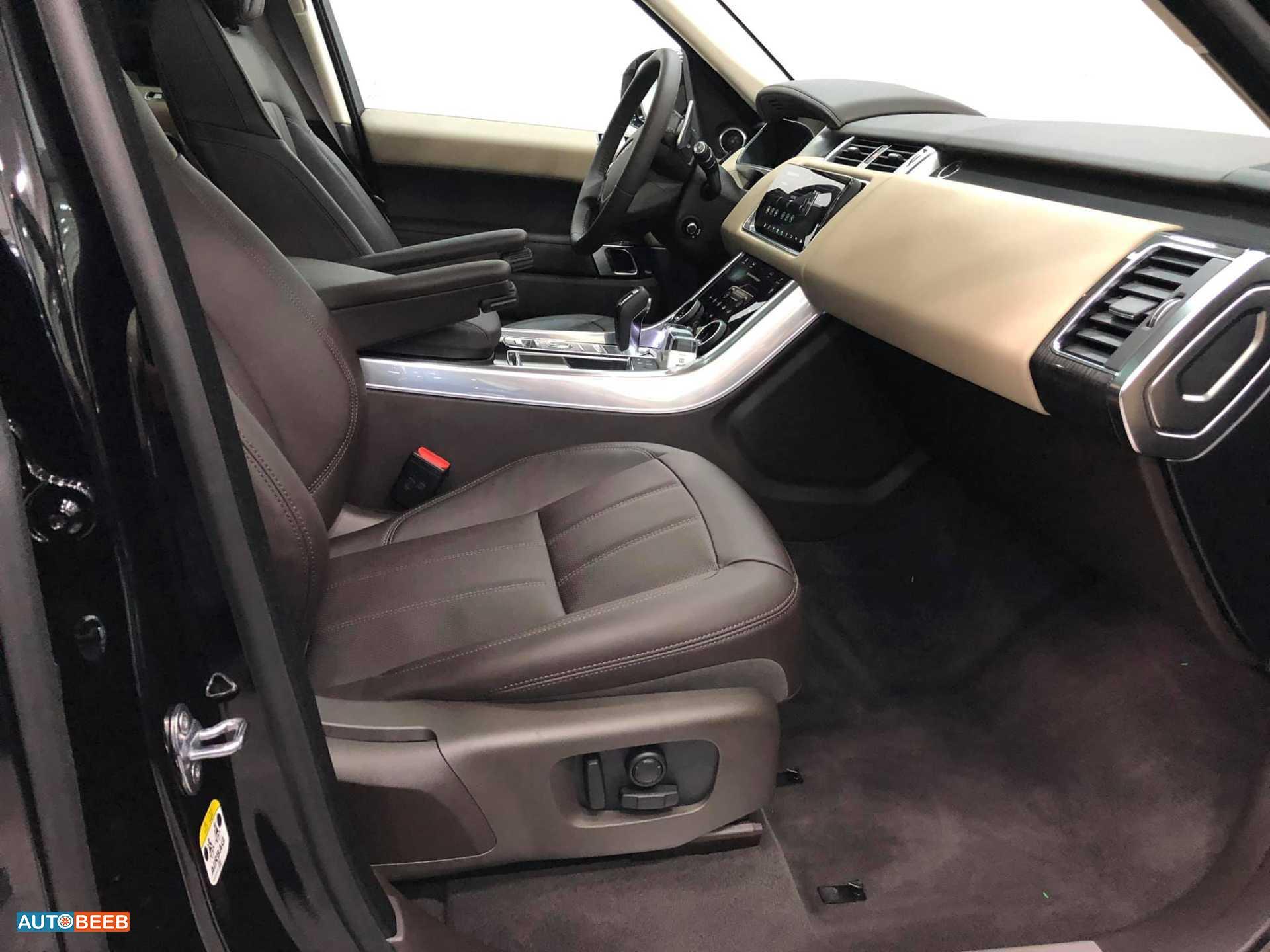 Land Rover Range Rover Sport 2019