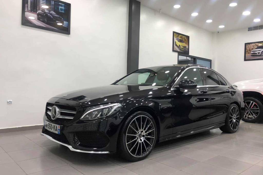 Mercedes Benz C250 2018