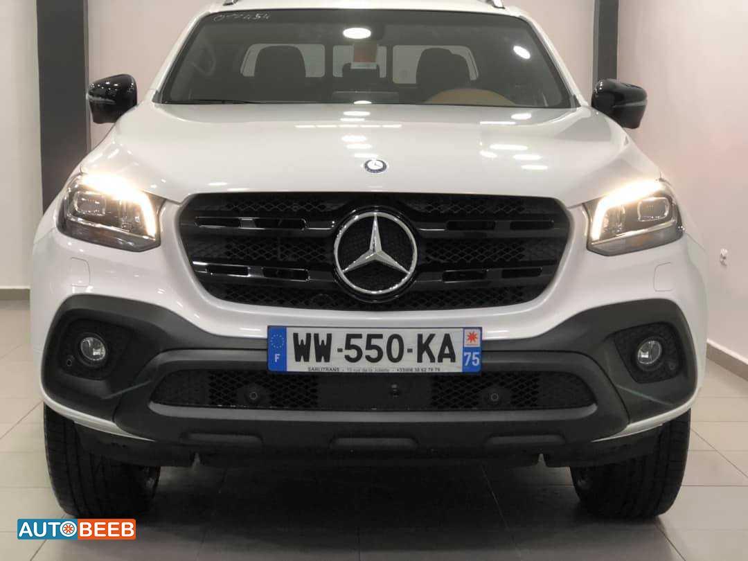 Mercedes Benz X250 2019