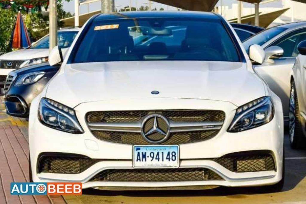 Mercedes Benz C63 2017