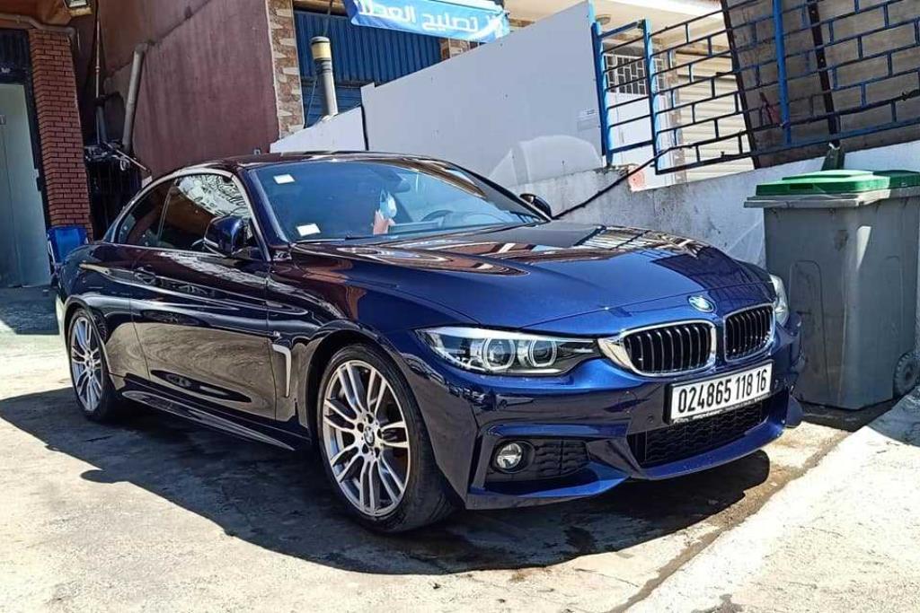 BMW 420 2018
