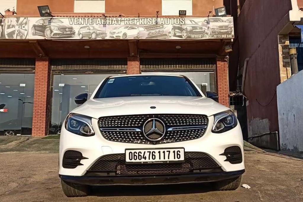 Mercedes Benz GLC250 2017
