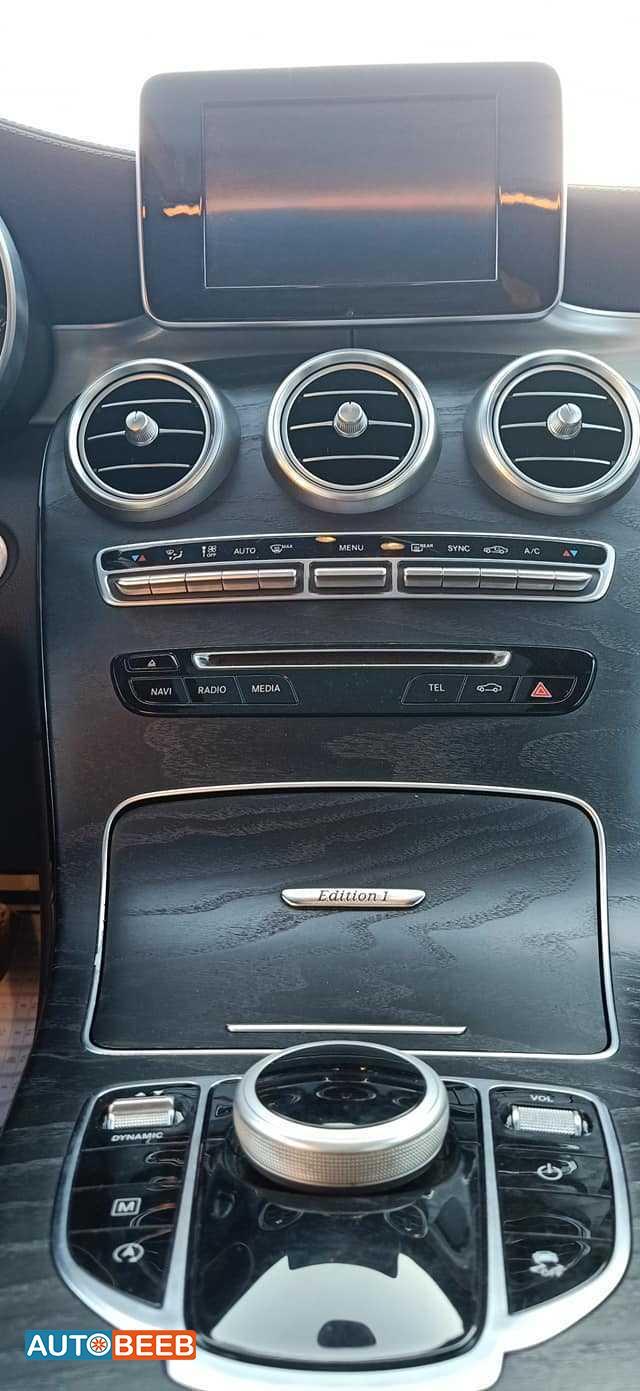 Mercedes Benz GLC250 2016