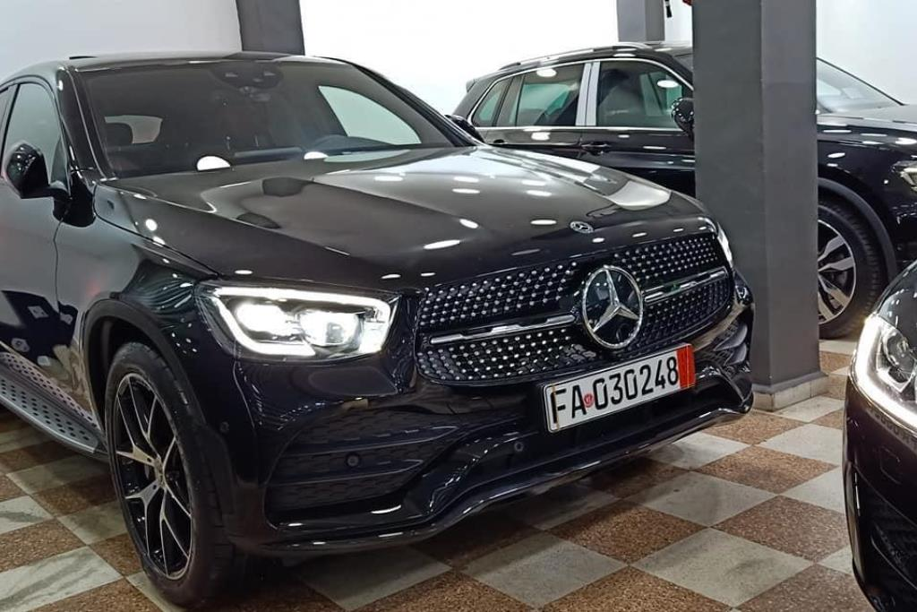 Mercedes Benz GLC300 2020