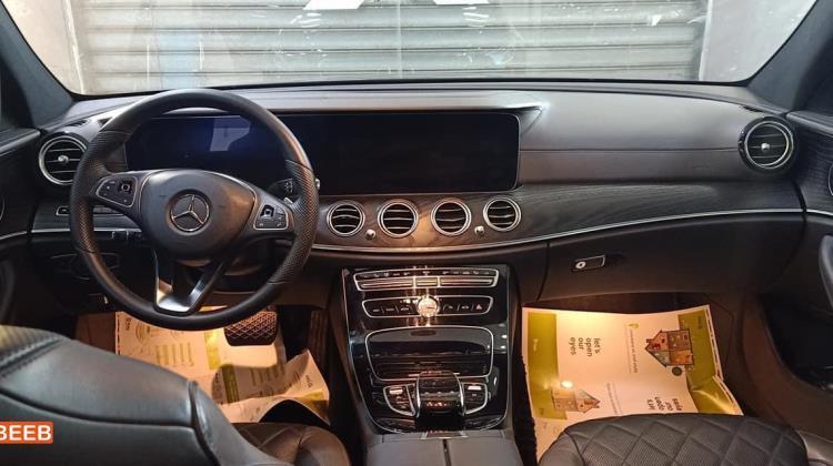Mercedes Benz E220 2018
