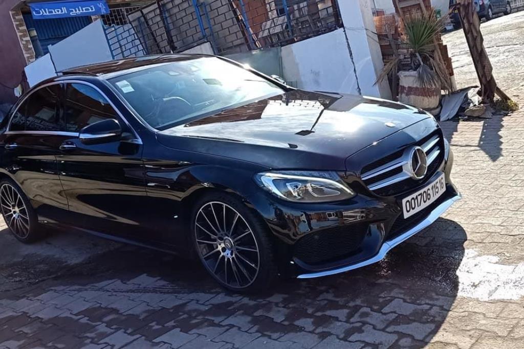 Mercedes Benz C220 2015