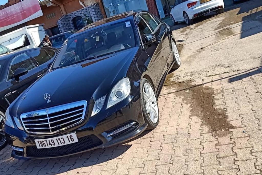 Mercedes Benz E250 2013