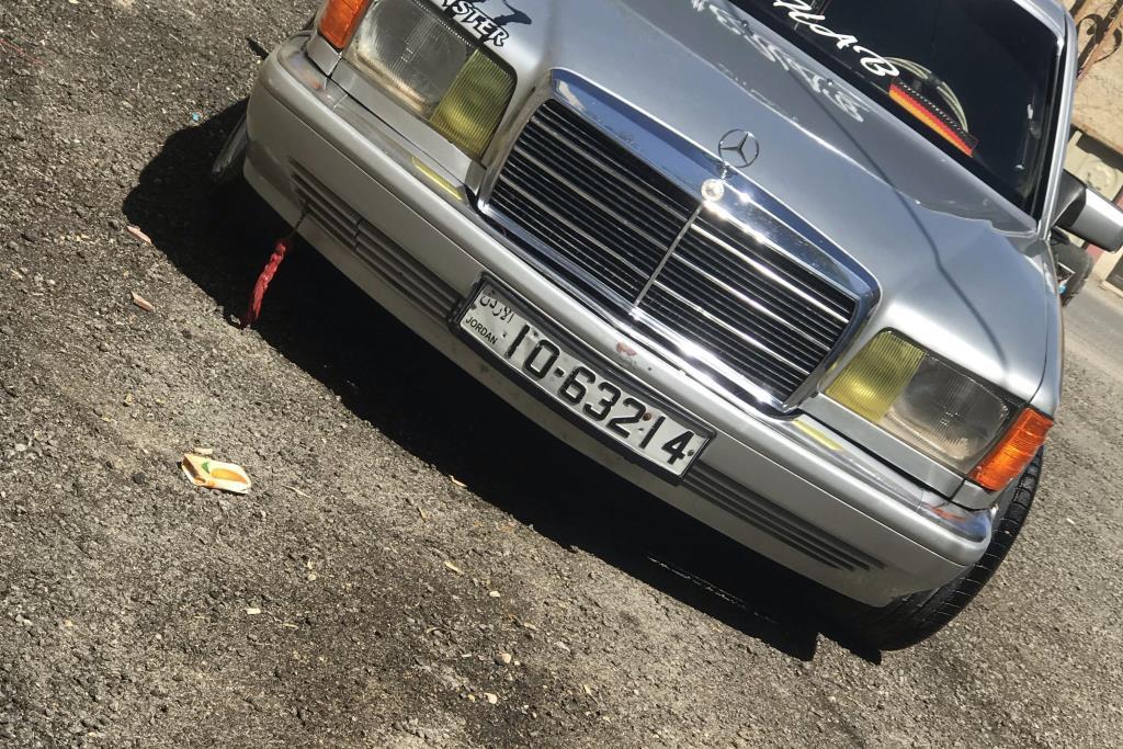 Mercedes Benz CLK280 1983