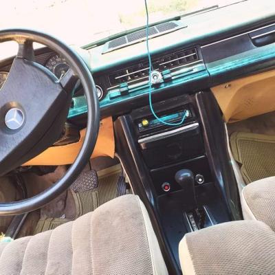 Mercedes Benz C200 1973