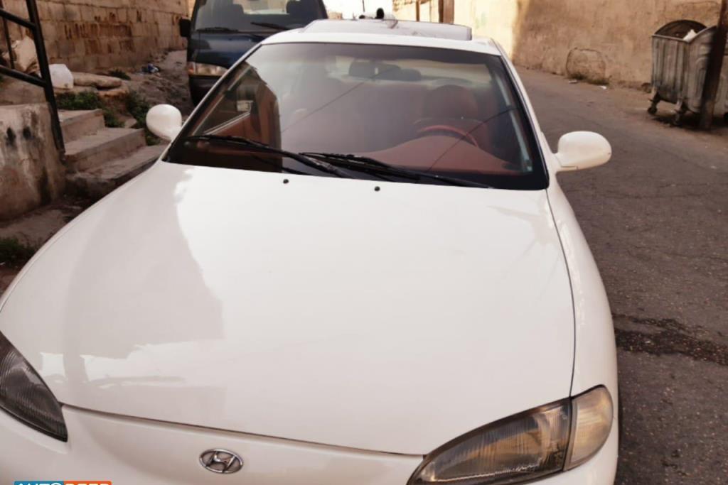 Hyundai Avante 1997