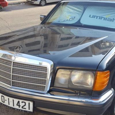 Mercedes Benz A140 1989