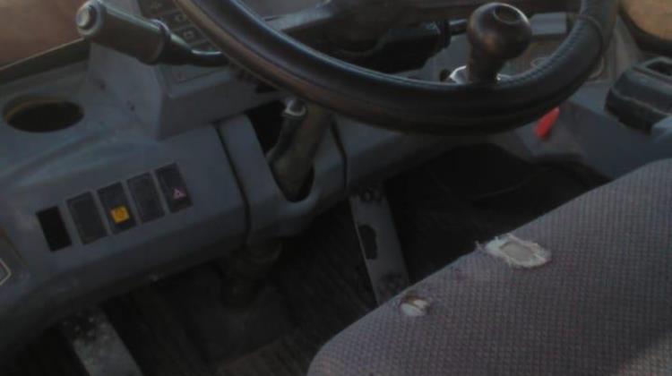 Wheel Loader Volvo 1993