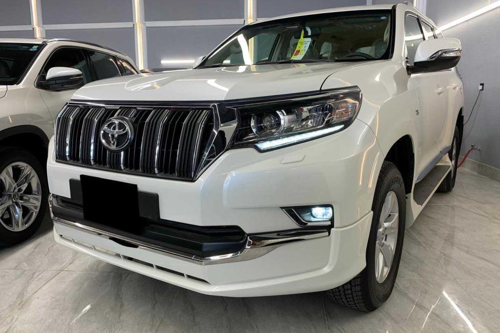 Toyota Prado 2020