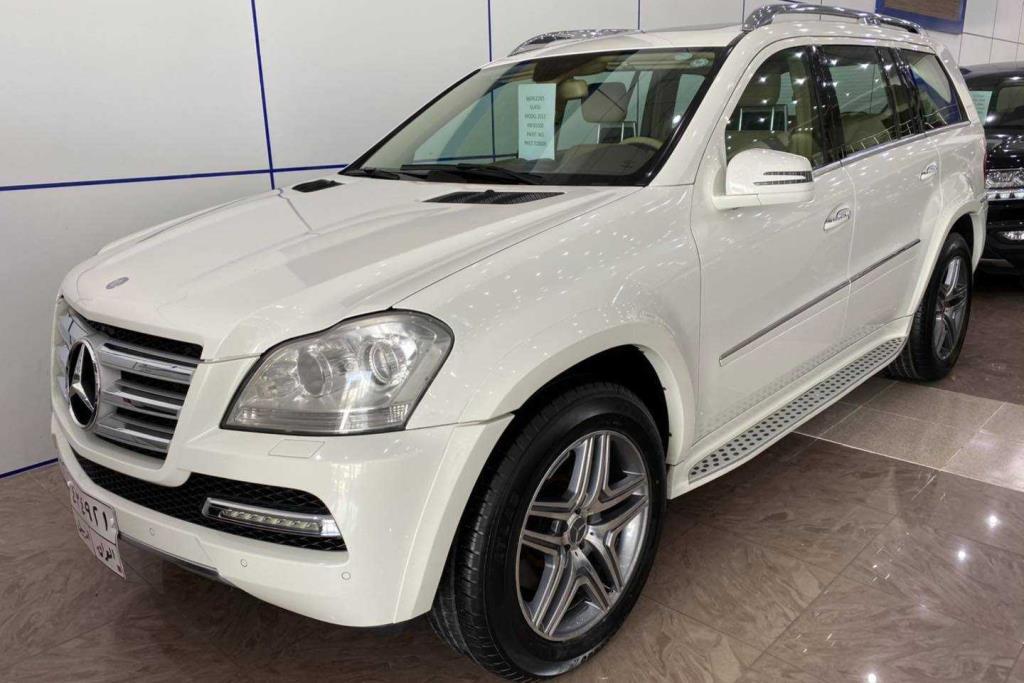 Mercedes Benz GL450 2012