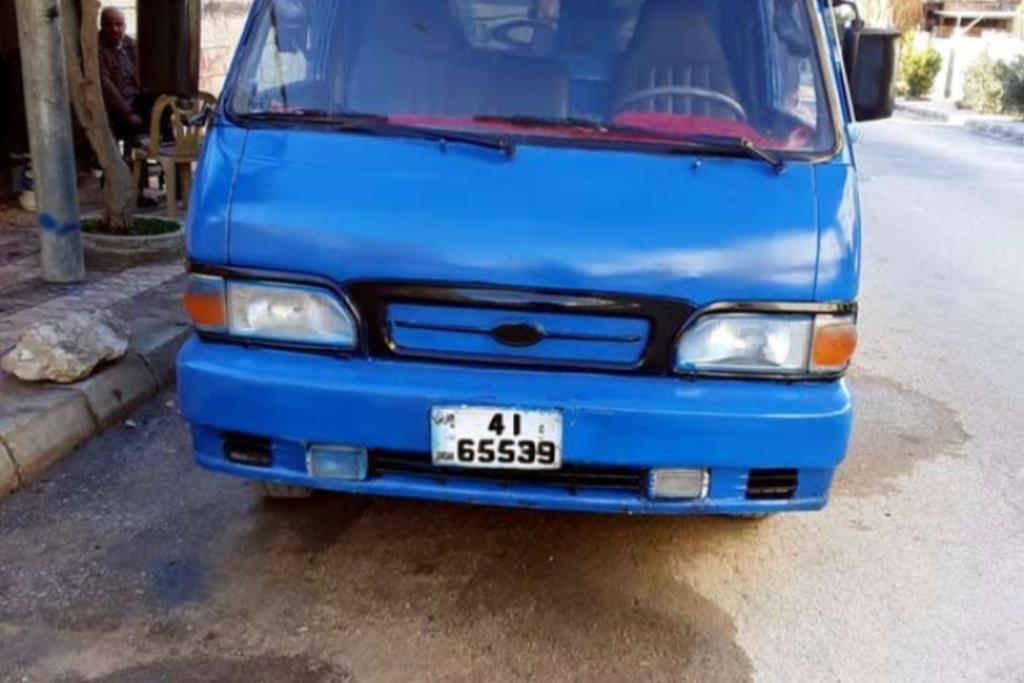 KIA Bongo 1995