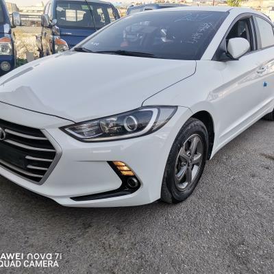 Hyundai Avante 2017