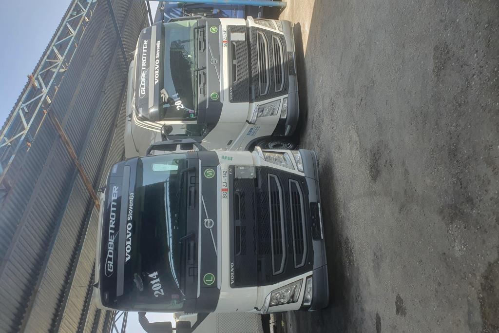 Tractor Unit Volvo 2014