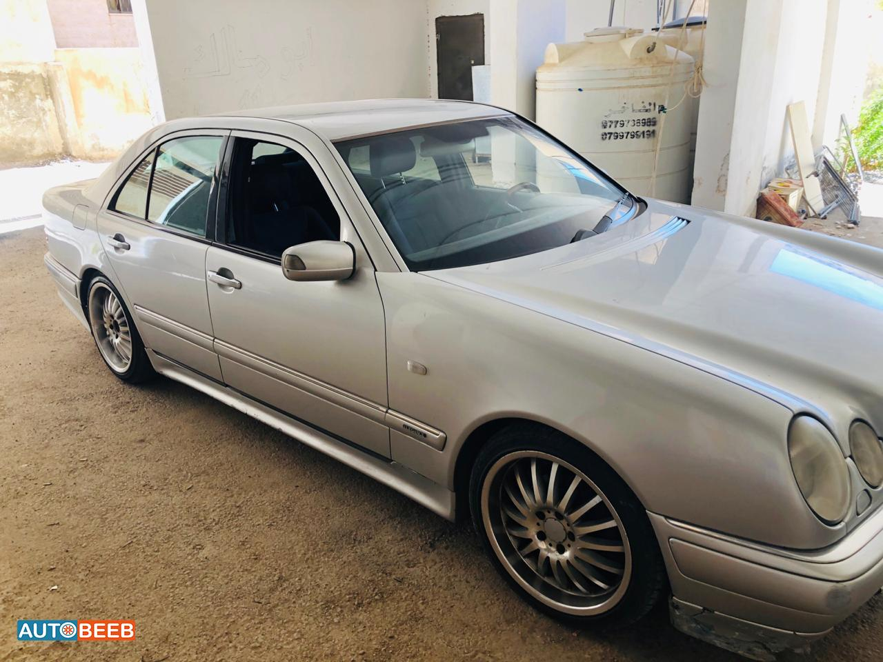Mercedes Benz A140 1998