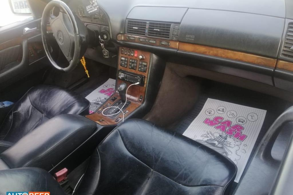 Mercedes Benz S320 1992