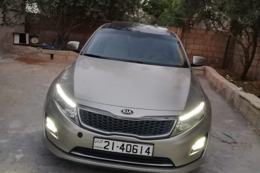 KIA Optima - K5 2012
