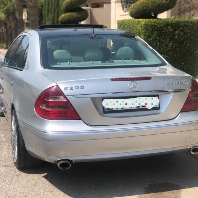 Mercedes Benz E200 2003