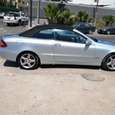 Mercedes Benz CLK200 2005