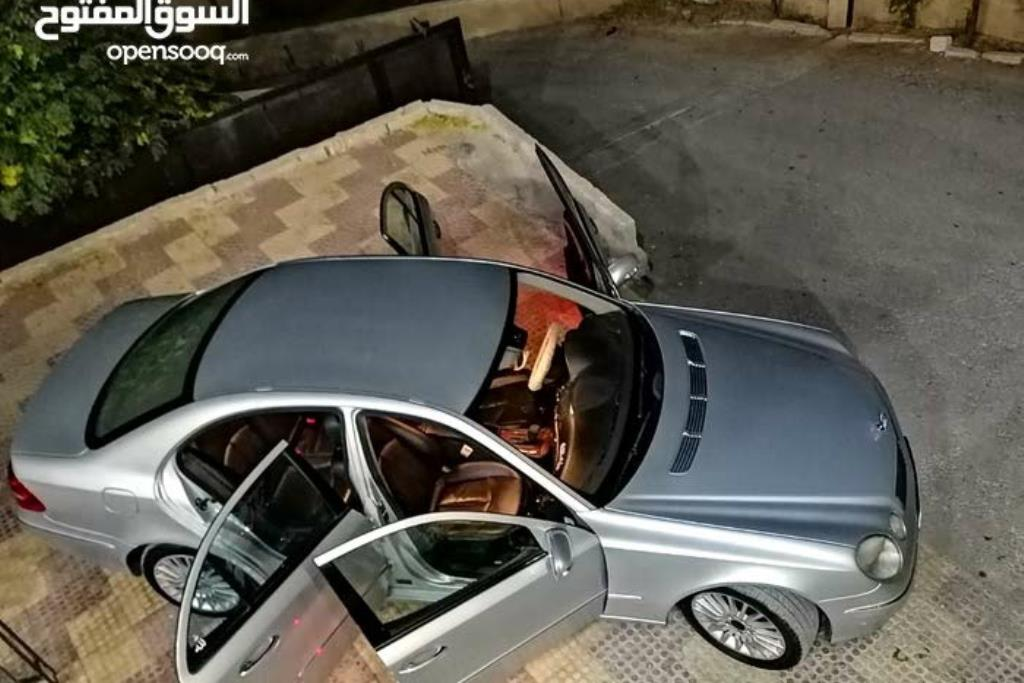 Mercedes Benz E200 2006