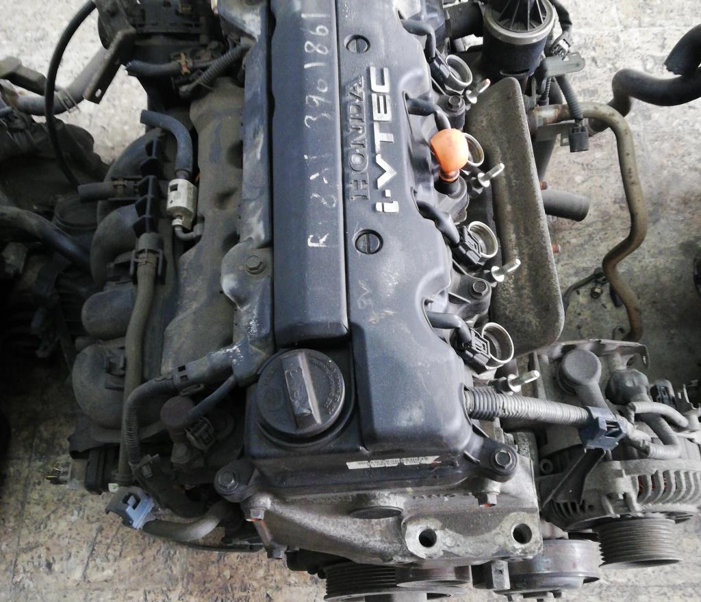 محرك كامل هوندا سيفك 2008 1800 سيسي