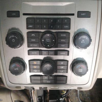 Cabin  Control buttons Ford Escape