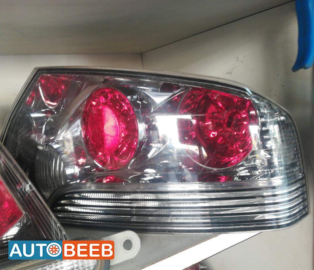 Lights Rear light Mitsubishi Lancer