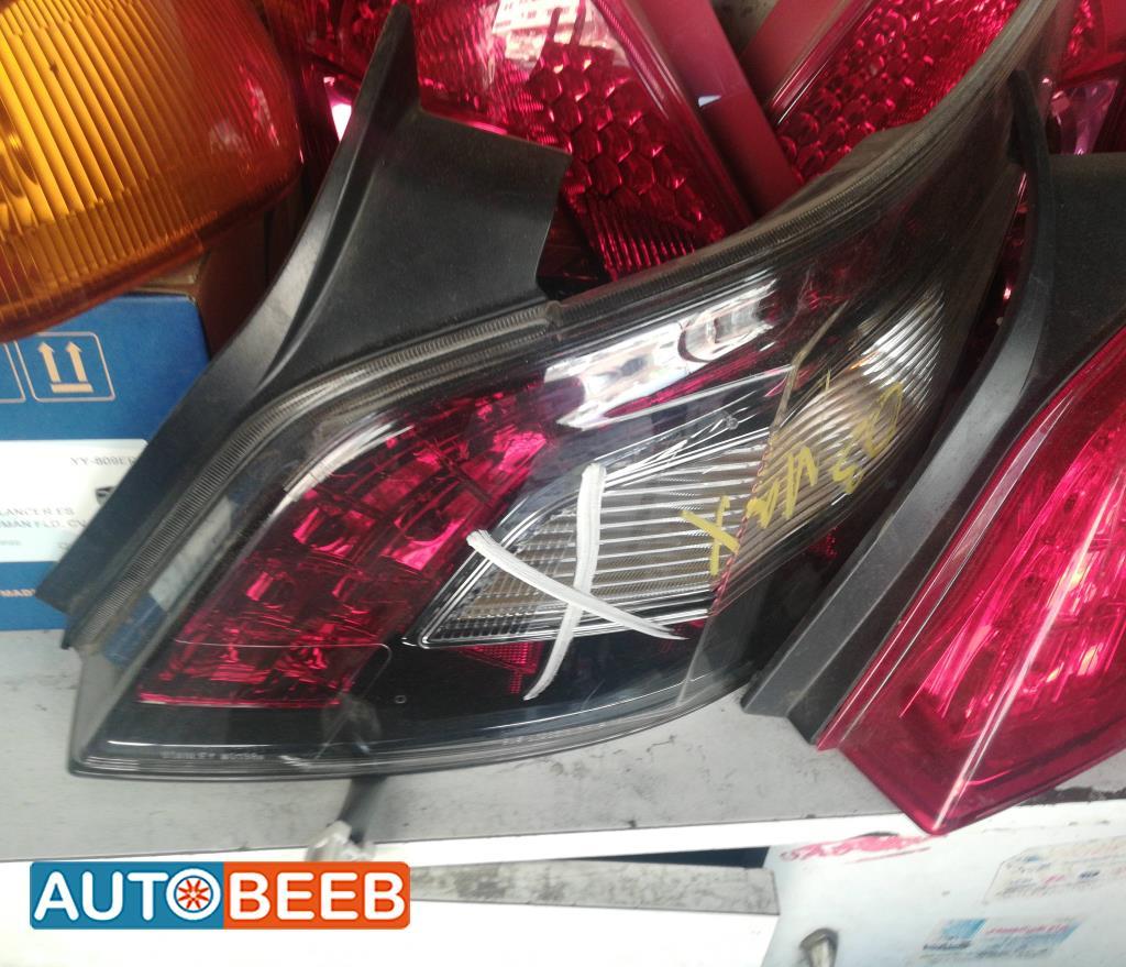 Lights Rear light Nissan Maxima