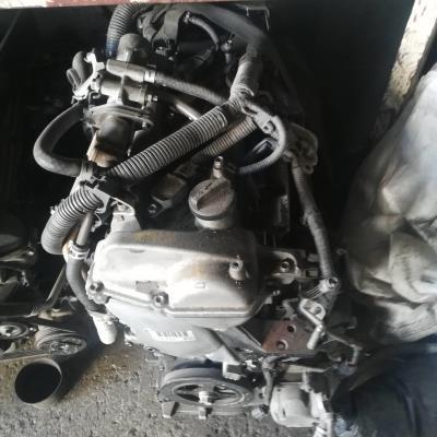 Engine Full Engine Toyota Prius C