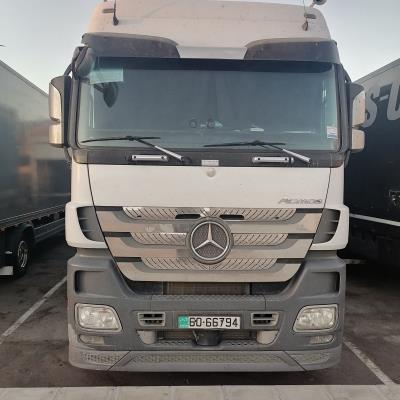 Chassis Mercedes Benz 2011