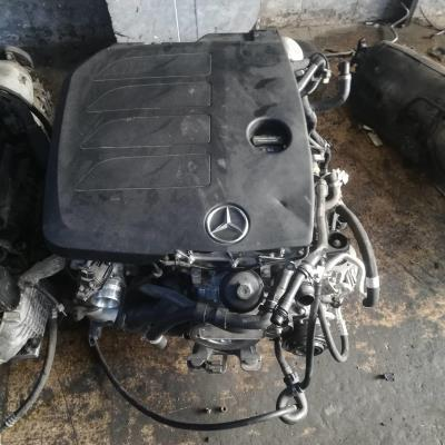 Engine Full Engine Mercedes Benz C180