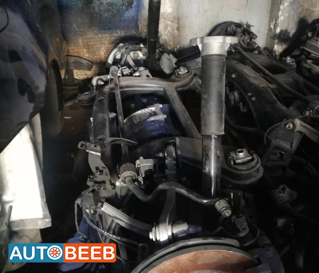 Mechanics  Mercedes Benz C200