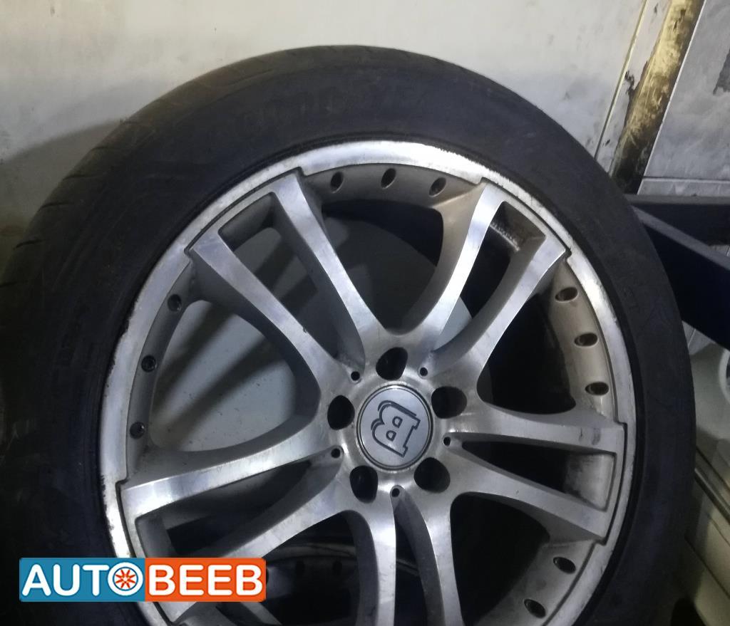 Wheel and Rims