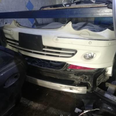 Body  Bumper Mercedes Benz
