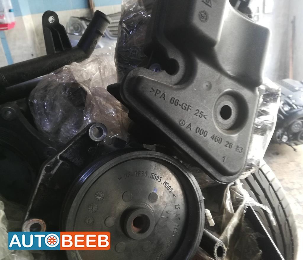 Mechanics  Mercedes Benz S350