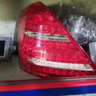 Lights Rear light Mercedes Benz S350
