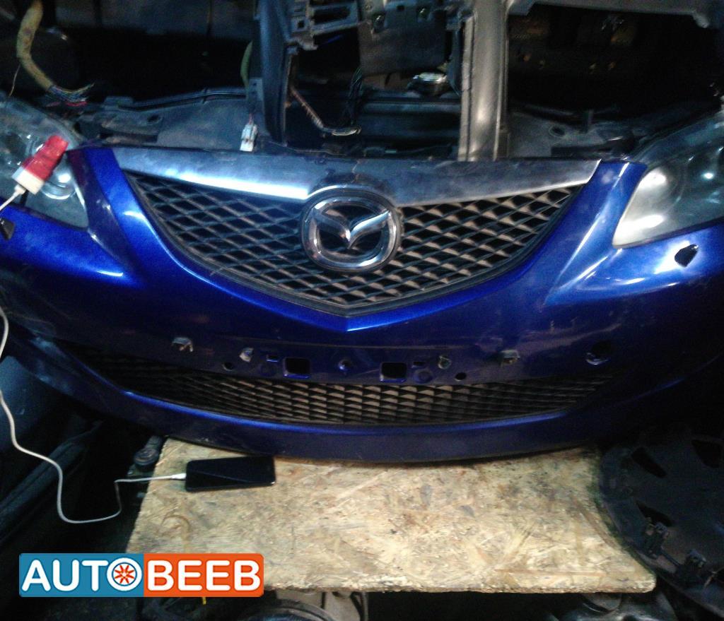 Body  Bumper Mazda MAZDA6