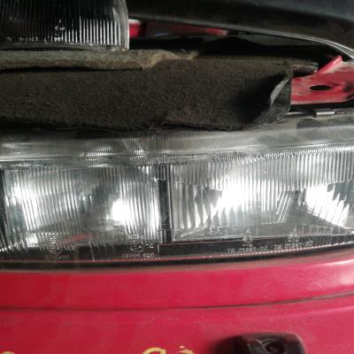 Lights Front light Mitsubishi Lancer