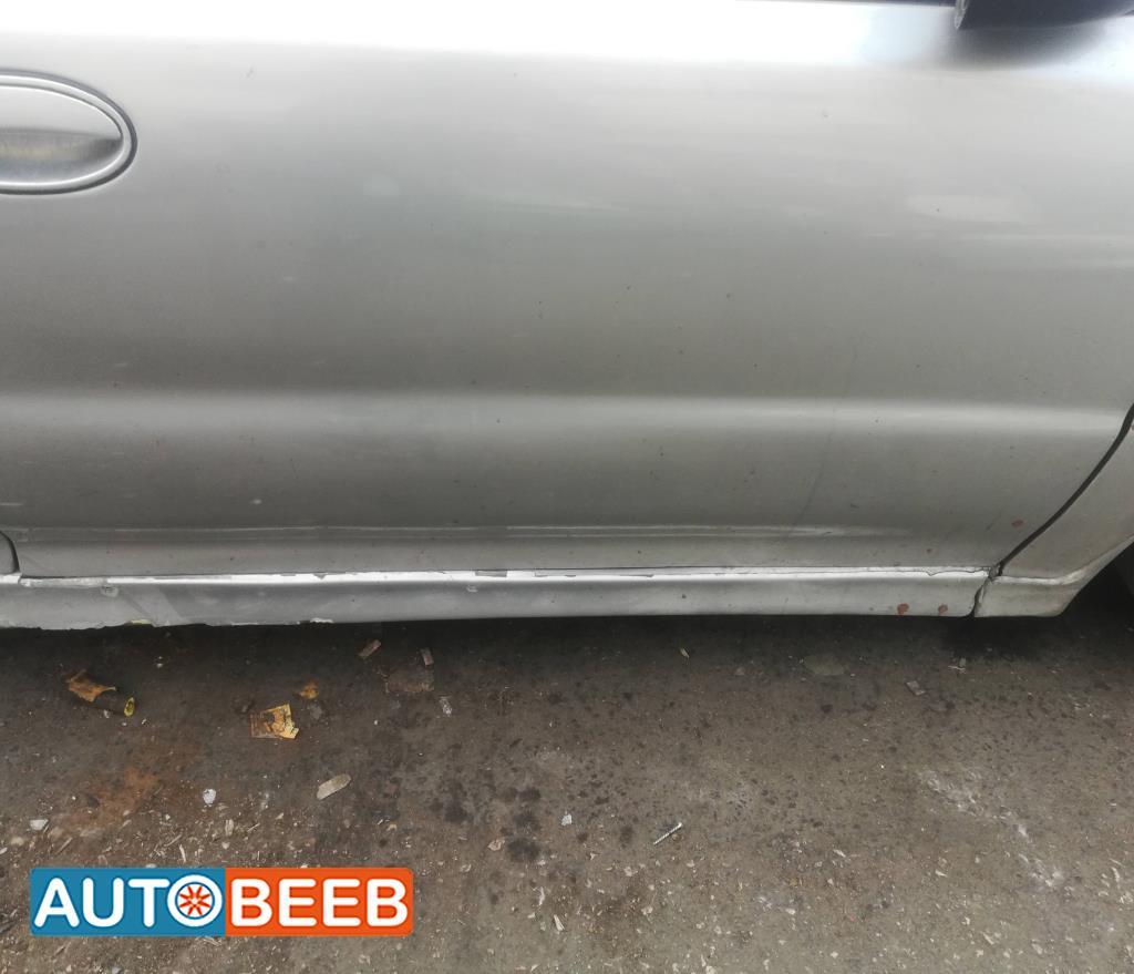 Body  Doors Mitsubishi Lancer