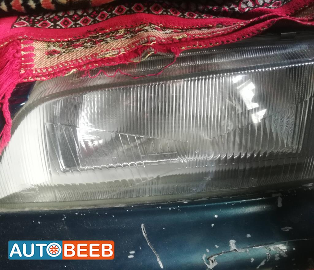 Lights Front light Toyota Corolla