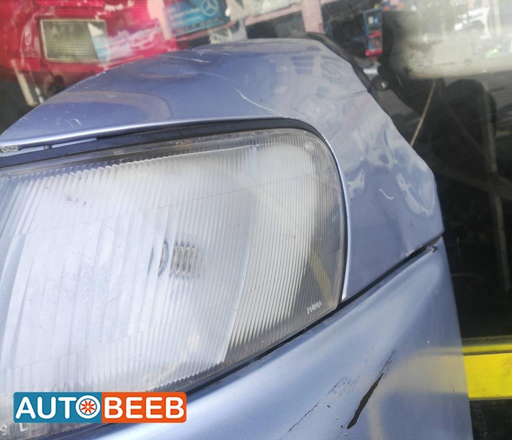 Lights Front light Toyota Corolla