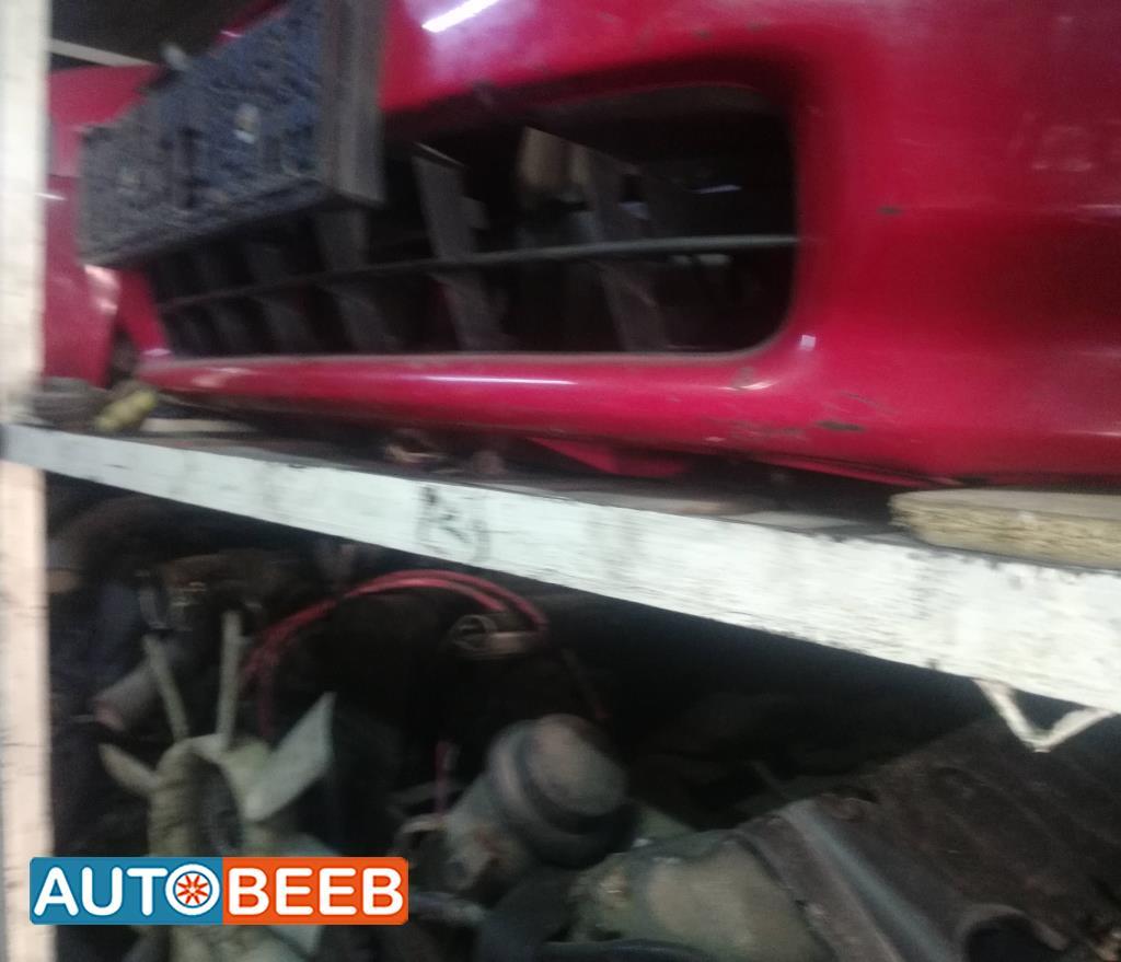 Body  Bumper Honda Civic